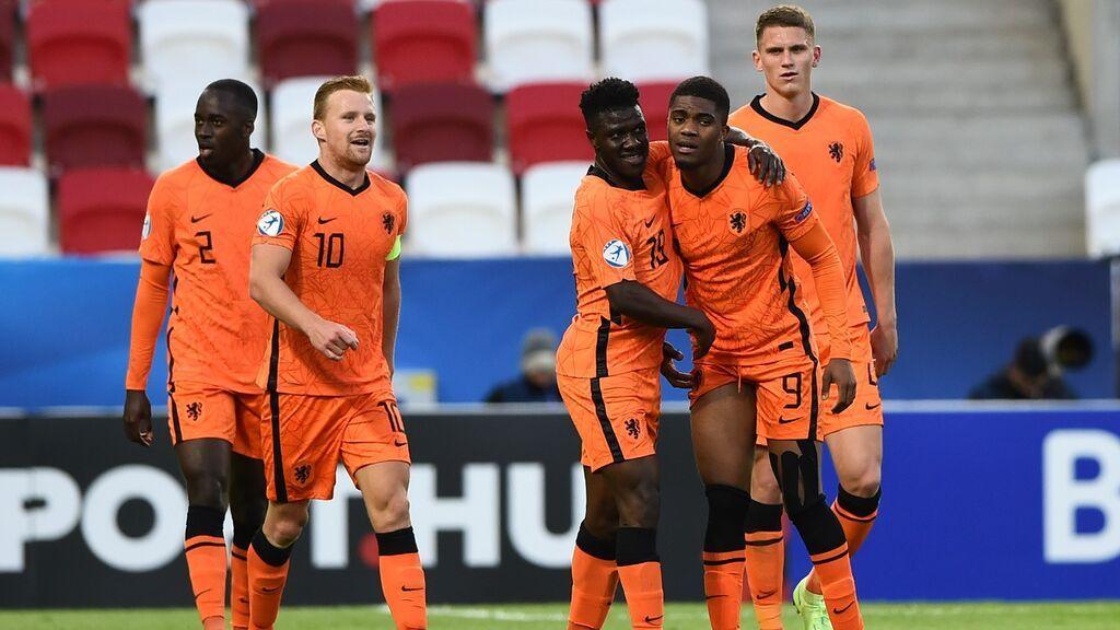 Holanda se carga a Francia con una contra de manual: Kluivert coge la espalda y Boadu se alía con la suerte (2-1)