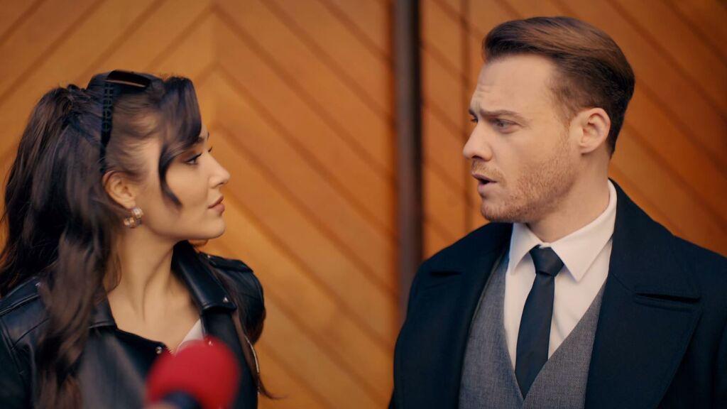 El reencuentro de Eda y Serkan tras el anuncio del compromiso