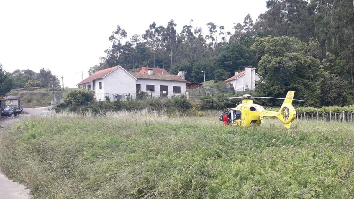 Muere un hombre de 53 años en Tomiño por la picadura de una avispa