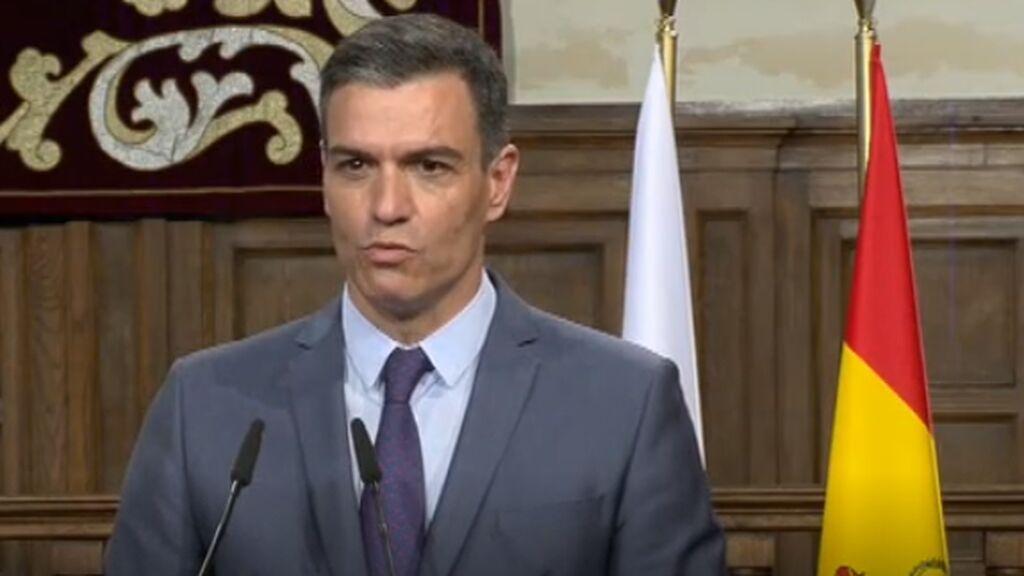 Las frases de Sánchez sobre el indulto y Marruecos