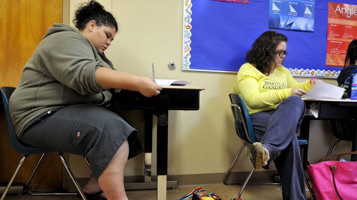 Joven y con obesidad, un blanco fácil para la enfermedad severa