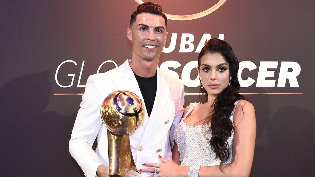 Cristiano Ronaldo y Georgina Rodríguez, una de las parejas de la Eurocopa 2020.