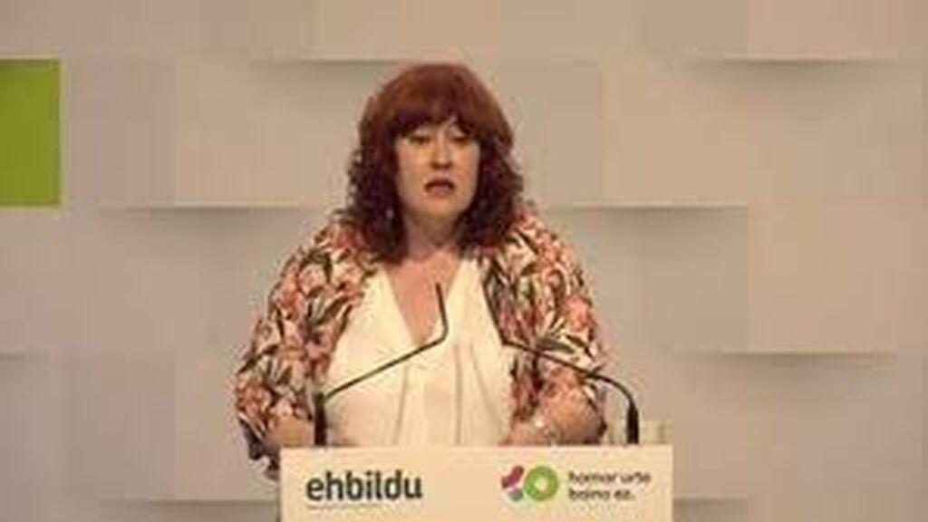 EH Bildu se niega a condenar la agresión al vicesecretario de Comunicación del PP de Álava