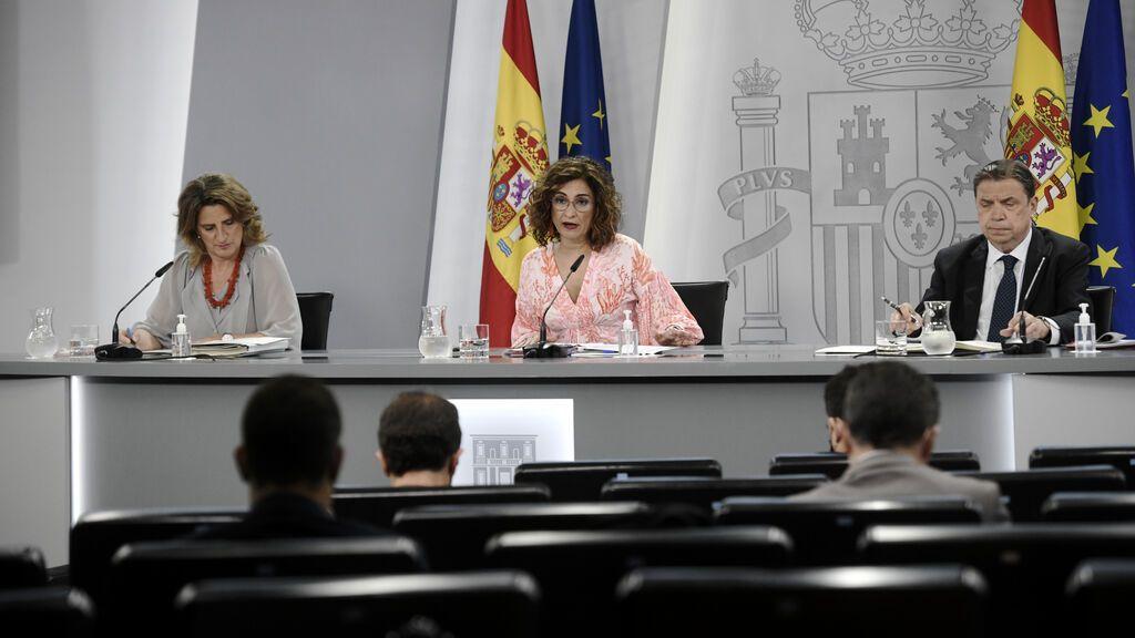 """Montero, sobre la avalancha de Ceuta: """"Fue un ataque real a nuestras fronteras"""""""
