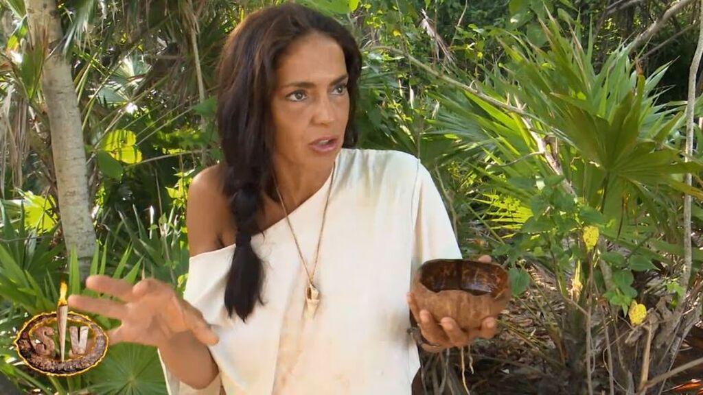 Olga habla sobre su relación con Antonio David Flores
