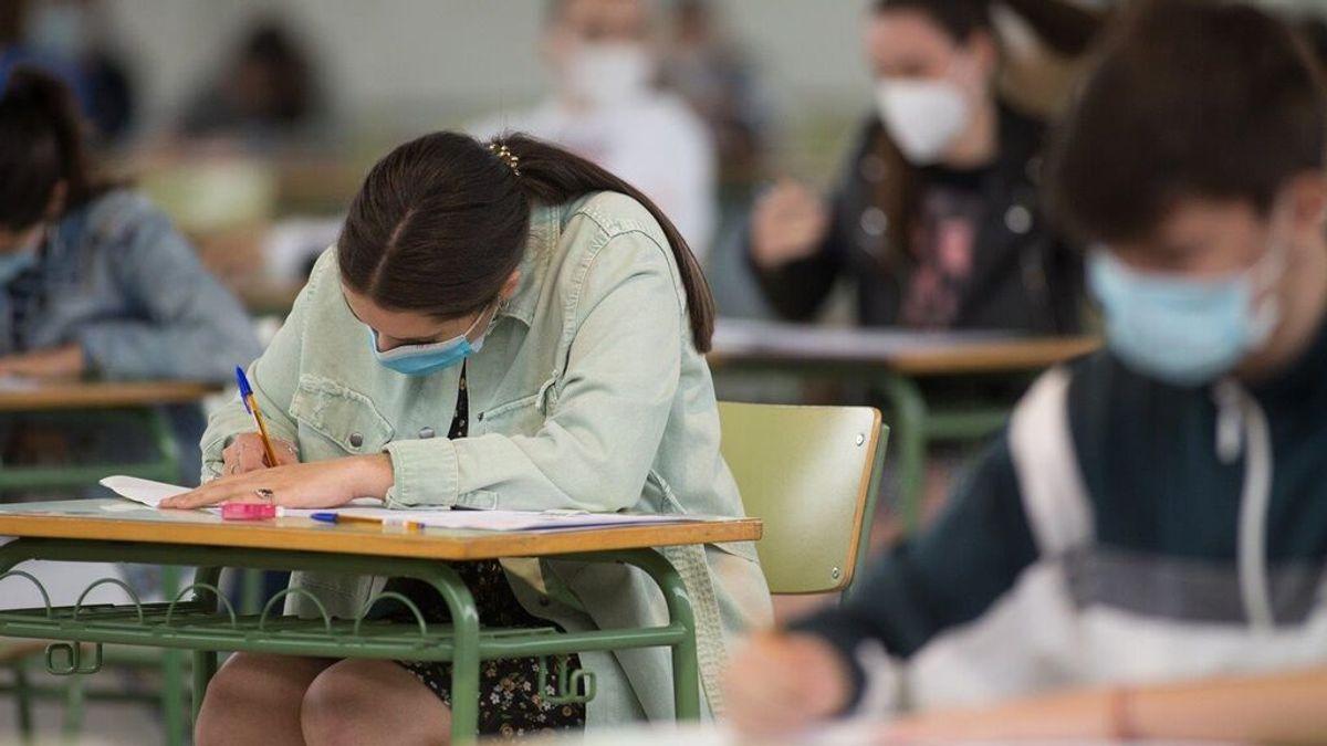 Qué está permitido llevar a los exámenes de selectividad