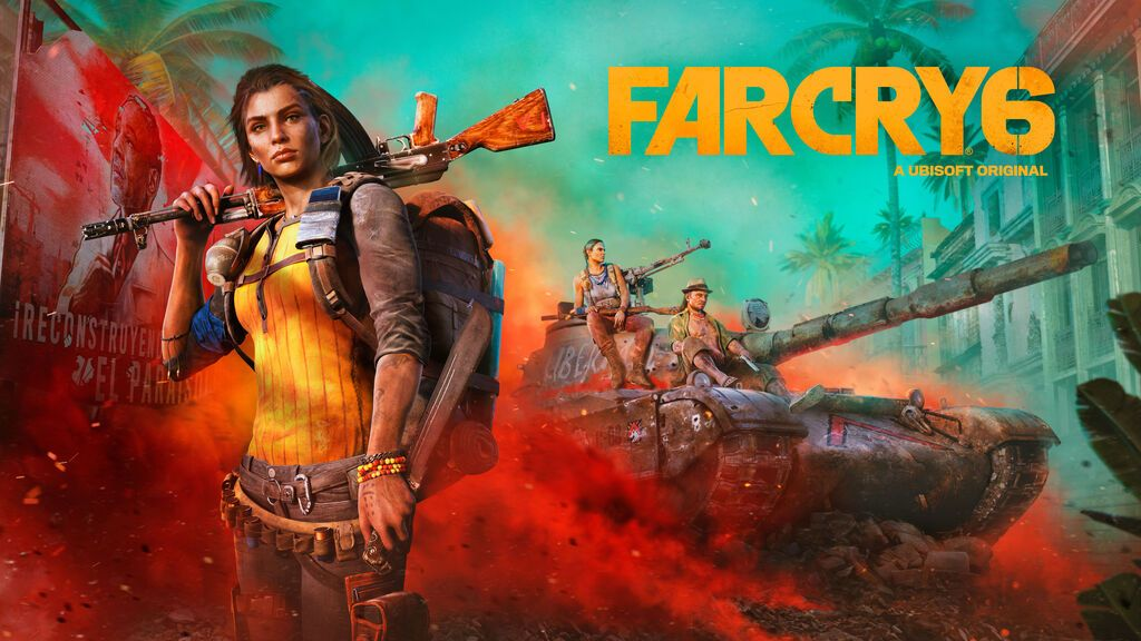 Far Cry 6 ya tiene nuevos vídeos de gameplay, novedades y fecha de lanzamiento