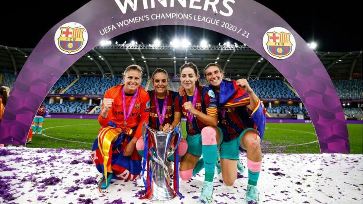 El fútbol femenino será profesional a partir del 15 de junio