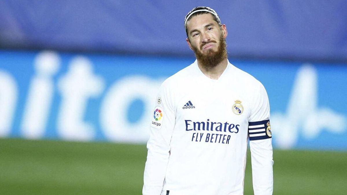 El Real Madrid 'borra' a Sergio Ramos en la presentación de su nueva camiseta: le quedan 30 días de contrato