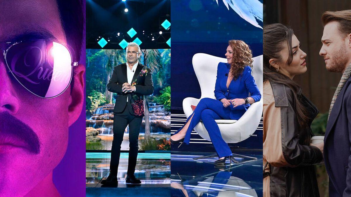La conexión de Telecinco con los jóvenes le impulsa a un nuevo liderazgo mensual de audiencias y a ser referente en el público de mayor demanda comercial