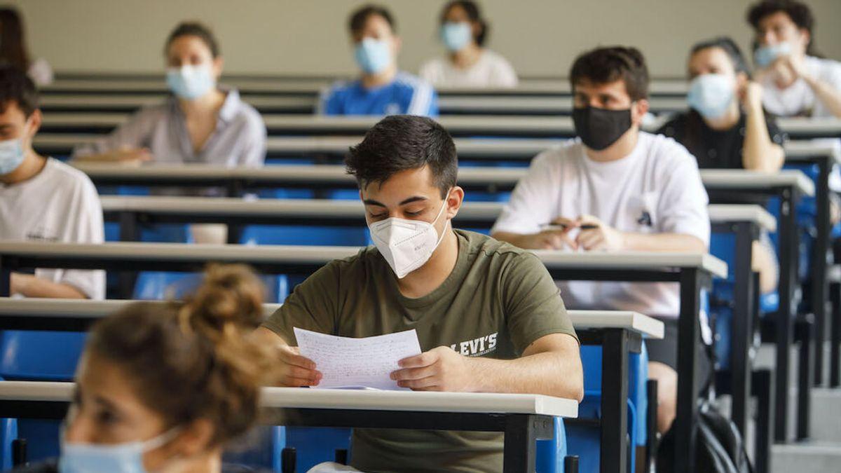 Qué material se puede llevar, los exámenes más difíciles y los horarios: todo sobre la EBAU 2021