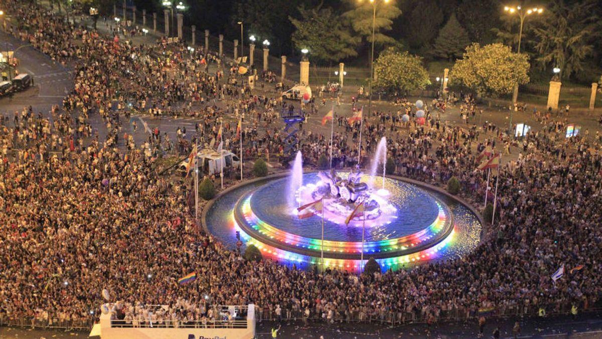 Fechas y celebraciones previstas en Madrid por el mes del Orgullo