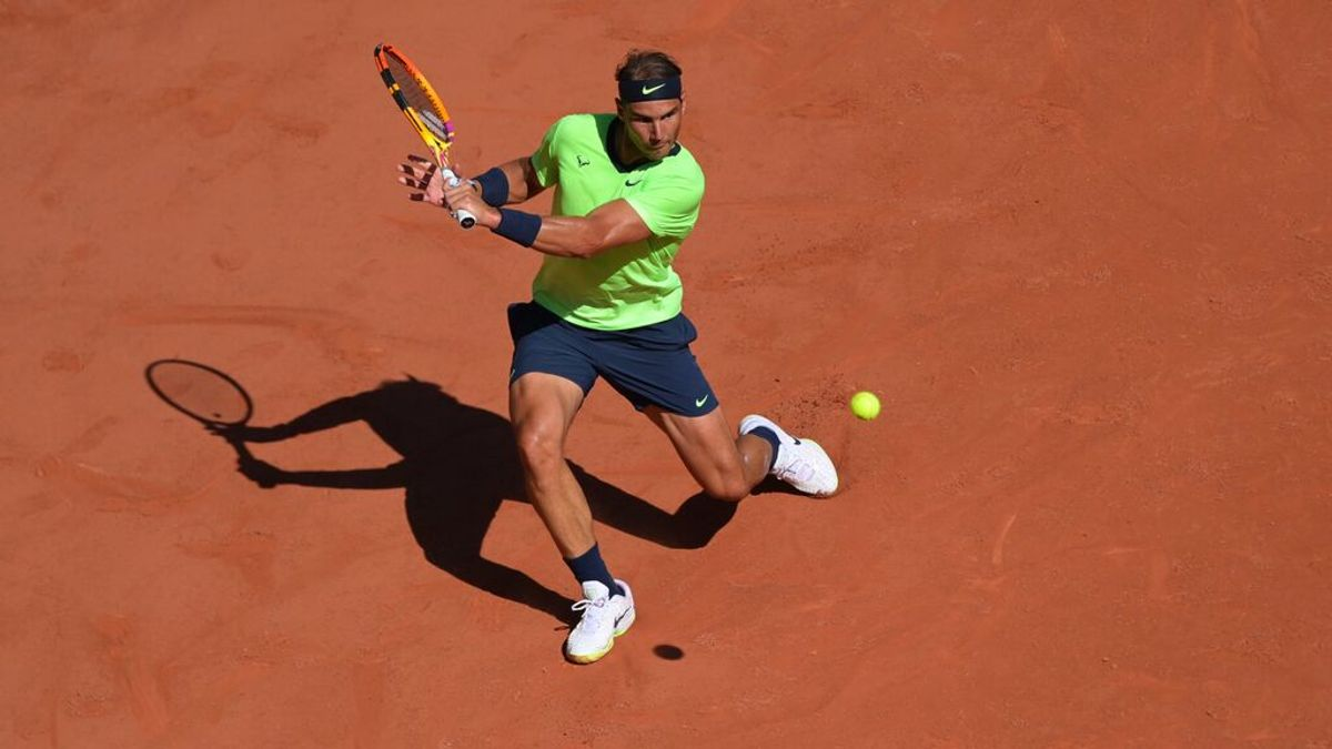 Rafa Nadal, victoria ante Popyrin