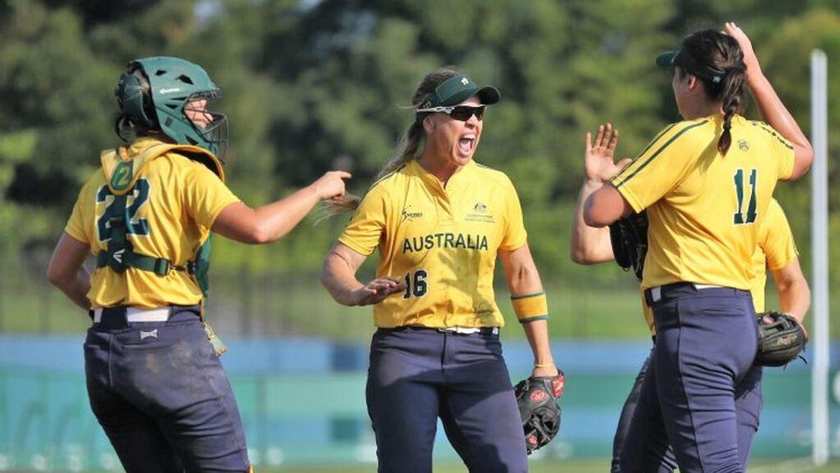 Japón, bajo el temor de una nueva cepa de Covid, recibe al primer equipo para los Juegos Olímpicos: las féminas de sóftbol de Australia