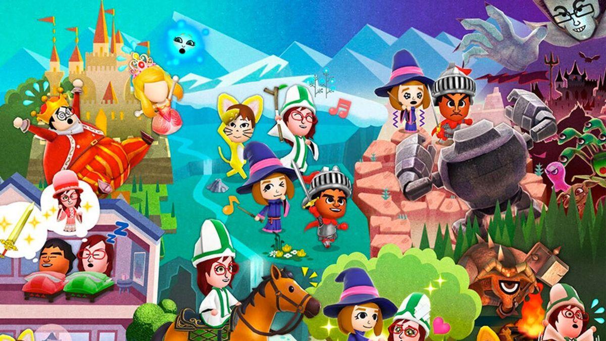 Análisis de Miitopia para Nintendo Switch: guía de iniciación a los RPG