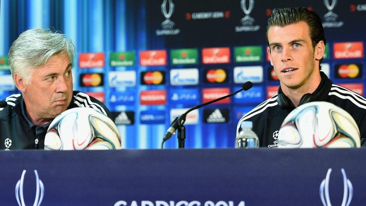 El futuro de Bale cobra una nueva dimensión tras la llegada de Ancelotti: con el italiano, fue delantero titular