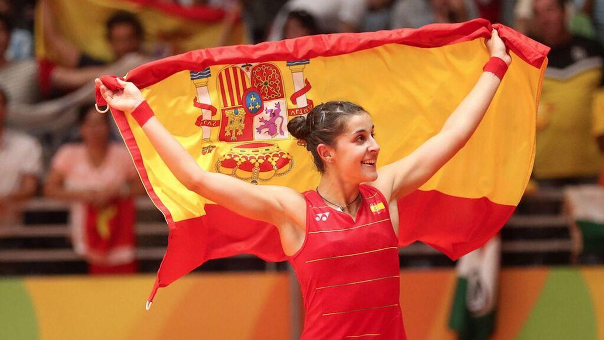 """Carolina Marín siente el cariño del mundo del deporte tras perderse los Juegos Olímpicos: """"Eres mi luchadora"""""""