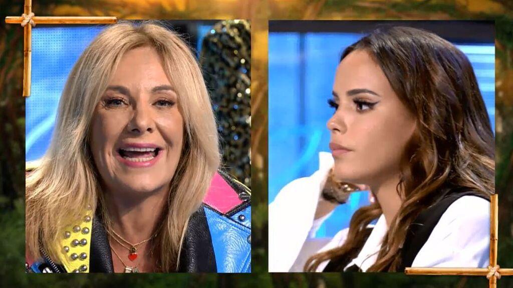 El tenso enfrentamiento entre Belén Rodríguez y Gloria Camila