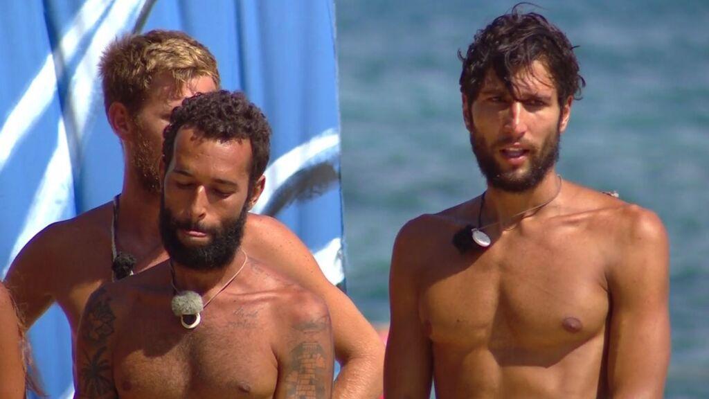 Gianmarco Onestini y Omar Sánchez