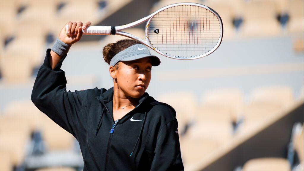 El mundo del deporte se vuelca con Naomi Osaka tras su retirarse de Roland Garros