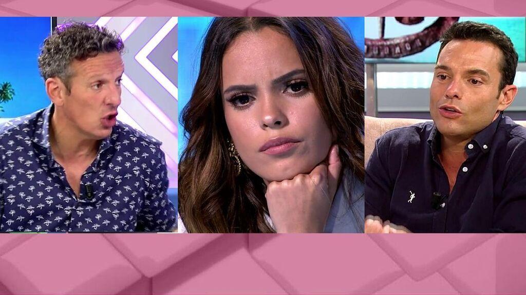 Joaquín Prat y Rossi, muy críticos con Gloria Camila y su insulto a Belén Ro