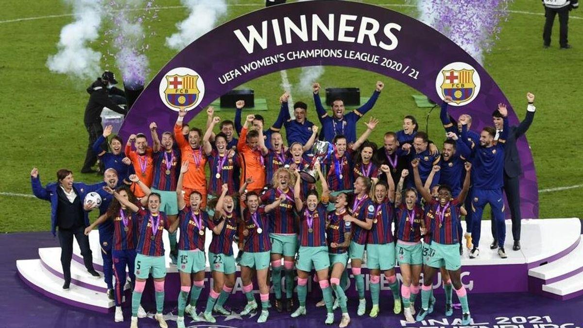 """El CSD declara como profesional al fútbol femenino: """"Avanzar en materia de igualdad es un beneficio global"""""""
