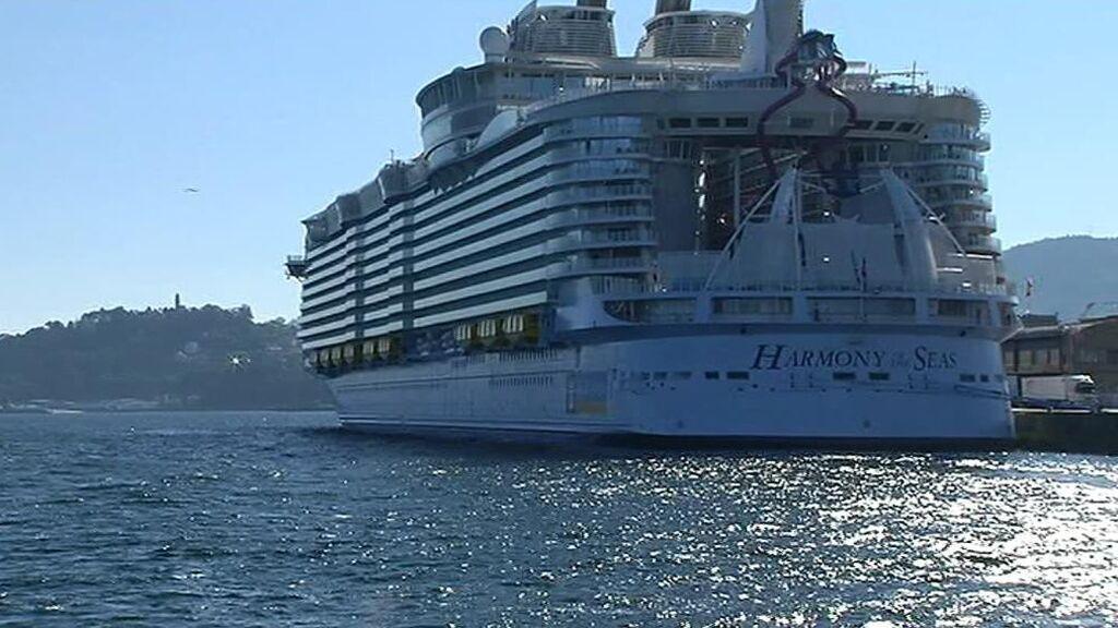 Los cruceros internacionales pueden atracar en España desde el 7 de junio