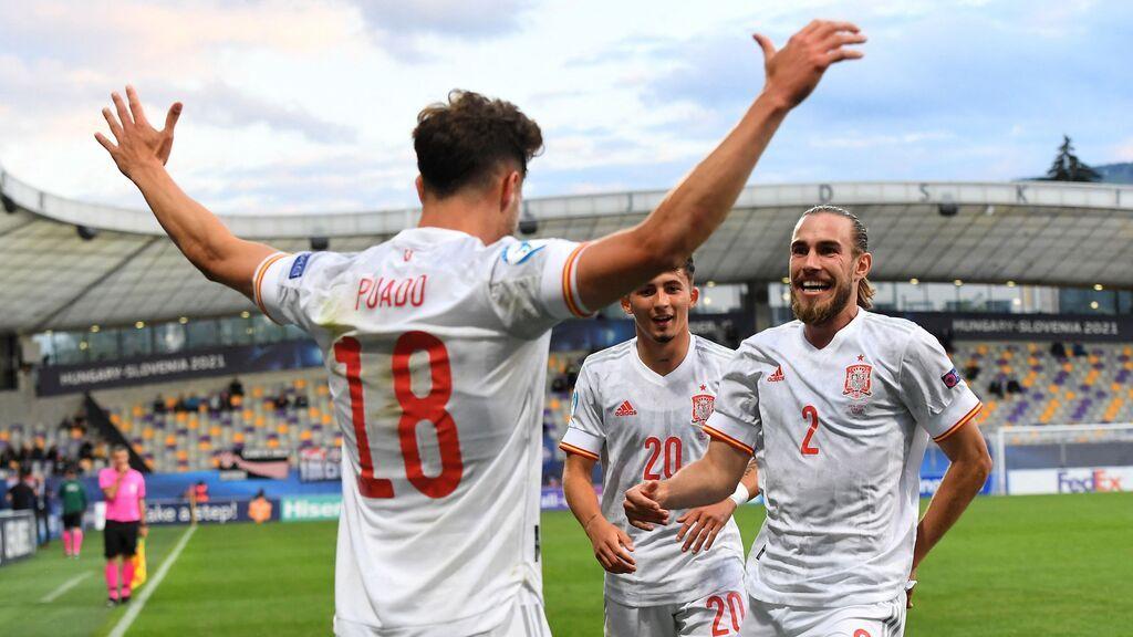 España - Portugal: la Sub-21 juega la final del Europeo este jueves a las 18.00h en Cuatro y mitele.es