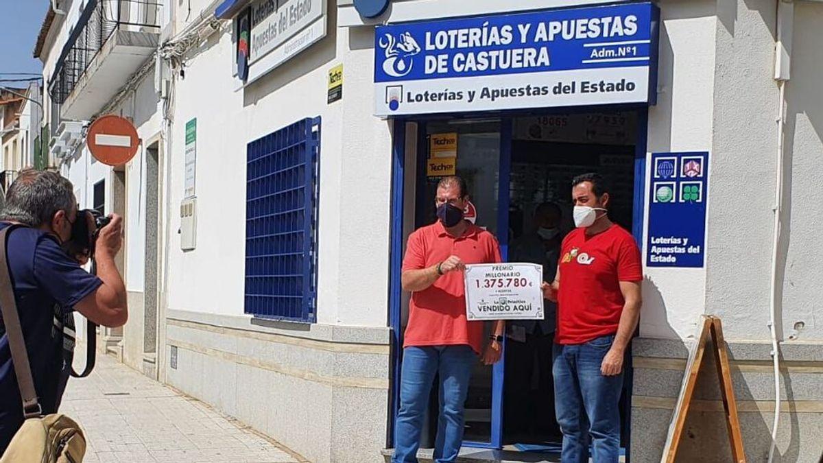 Se busca millonario en un pueblo de Badajoz
