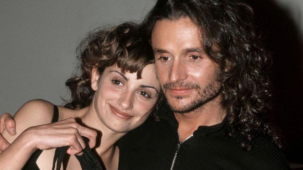 Penélope y Nacho Cano se conocieron en un casting para un videoclip de Mecano.