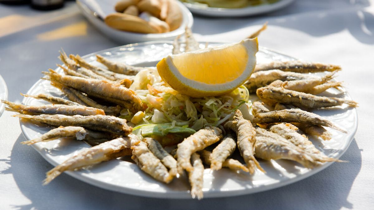 Las claves para conseguir un 'Pescaíto frito' perfecto gracias al Aceite de Oliva