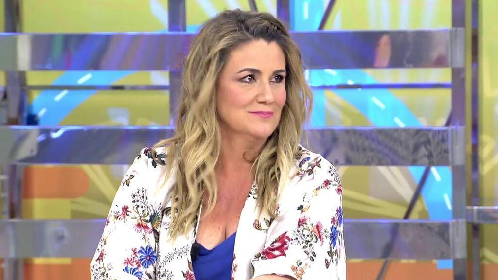 """La pulla de Carlota Corredera a Kiko Matamoros: """"Tienes mucha suerte de que yo no sea la directora de 'Sálvame'...."""""""