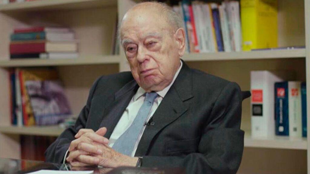 Jordi Pujol tira de video para presentar su libro y de paso pide perdón