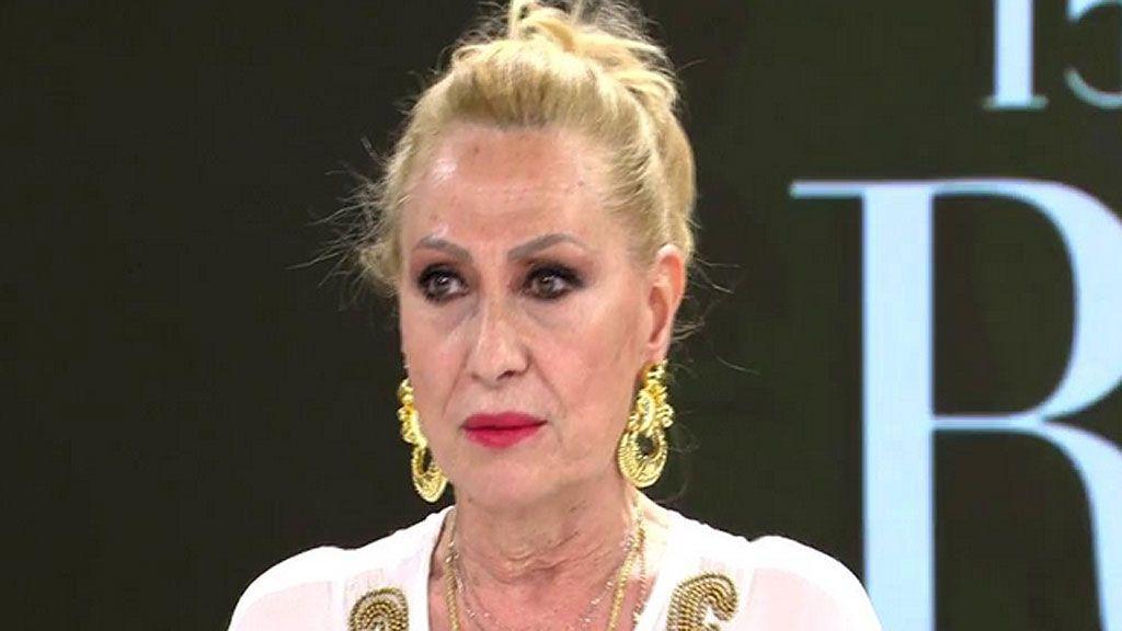 """Rosa Benito, contundente ante el feo comentario del alcalde de Chipiona: """"Rocío Jurado era madre de tres hijos"""""""