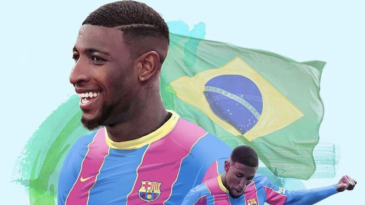 El Barça adquiere la totalidad de los derechos de Emerson Royal y jugará de azulgrana la próxima temporada