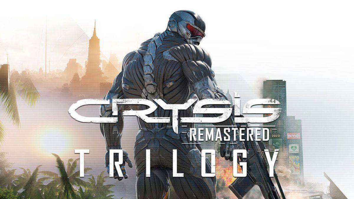 Crysis Remastered Trilogy llegará en otoño de 2021