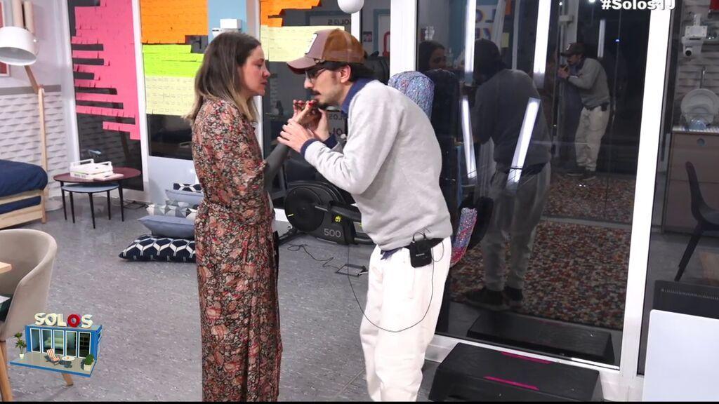 La discusión de Dani con el marido de Ari