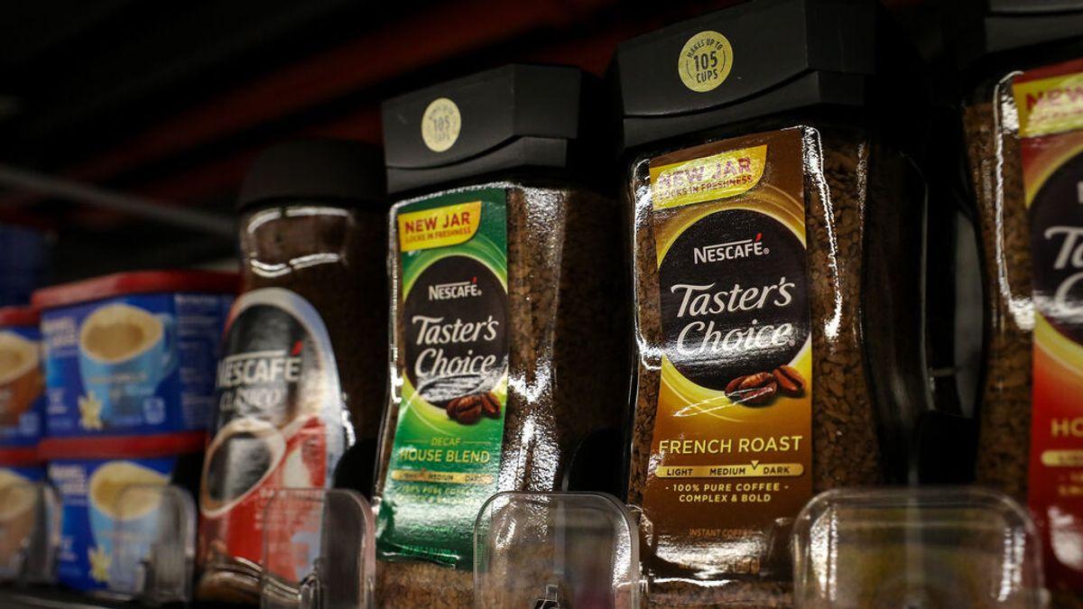 Qué productos de Nestlé han sido categorizados como no saludables