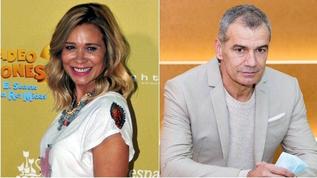Carla Hidalgo y Toni Cantó, los padres de Lucas