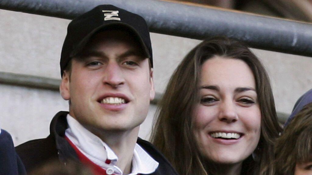 Guillermo de Inglaterra y Kate Middleton (2007)