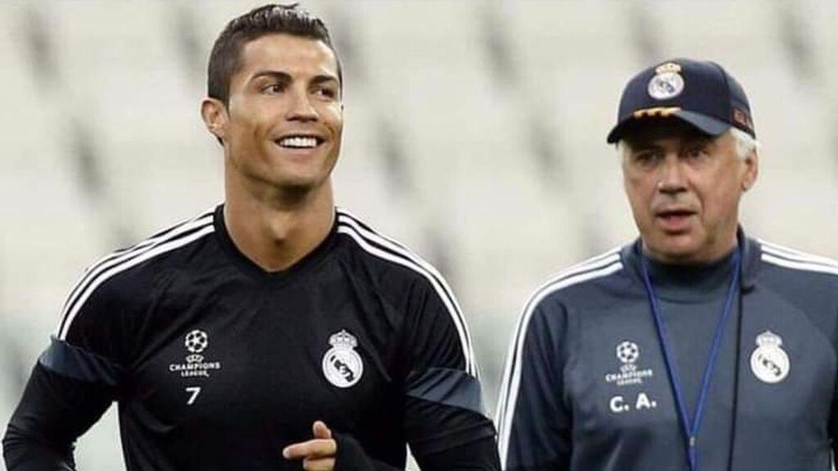 Cristiano, tras el fichaje de Ancelotti, vuelve a soñar con un regreso imposible al Real Madrid: ya le ha llamado