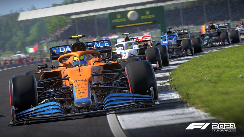 Vídeo de gamaplay de F1 2021