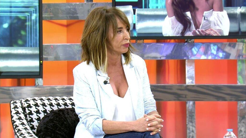 María Patiño contesta a Alexia Rivas
