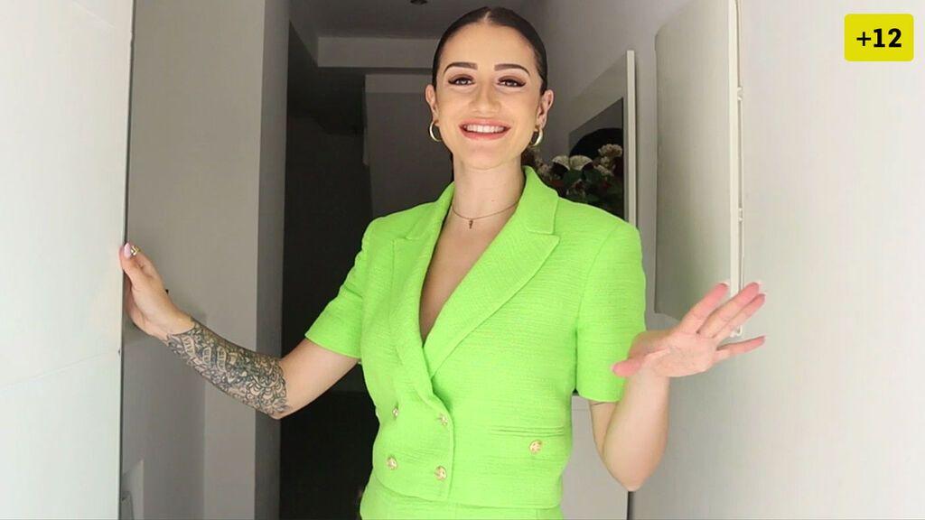 Fati Vázquez nos enseña todos los rincones de su casa (1/2)