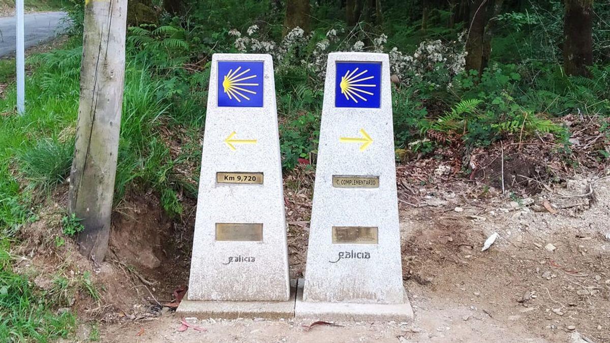 """Sin peregrinos por un cambio en la señalización: """"Invertí 400 mil euros en un albergue y ahora no pasa nadie"""""""