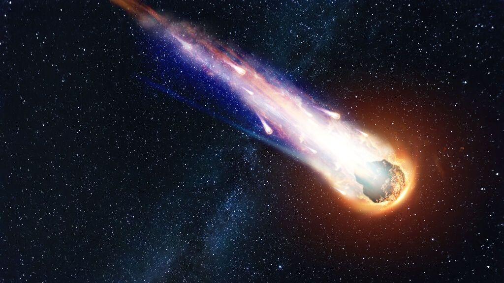Una roca espacial procedente de un cometa ha sobrevolado Córdoba la madrugada del miércoles