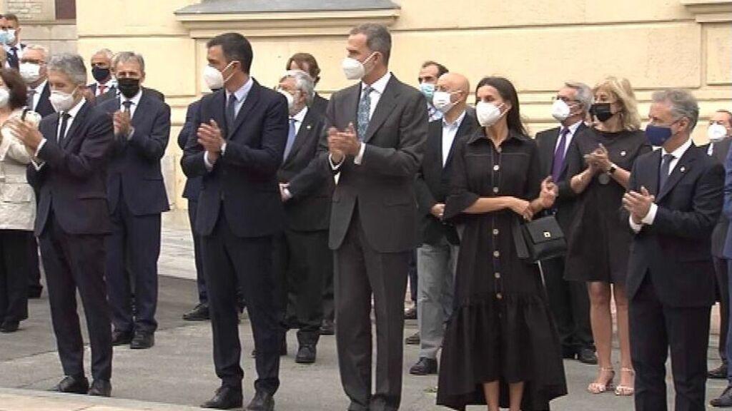 En directo: los reyes inauguran el Centro Memorial de Víctimas del Terrorismo