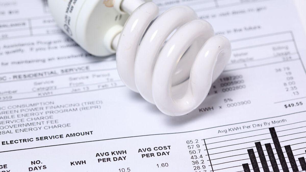 Los componentes de la nueva factura de la luz explicados por la CNMC