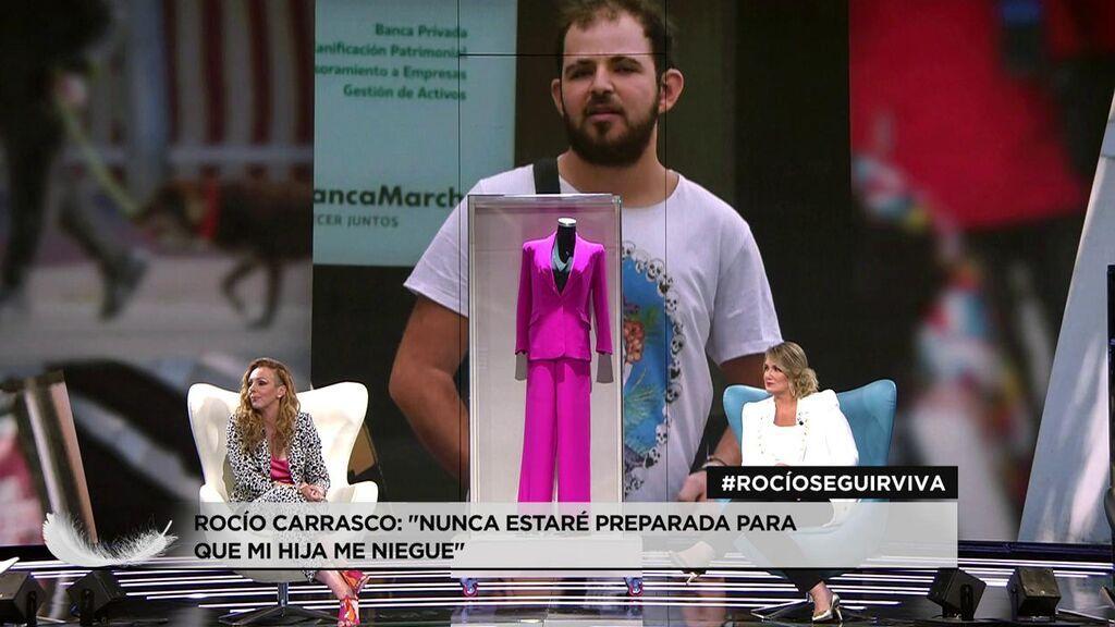Rocío Carrasco está preparada para recibir la llamada de su hijo David