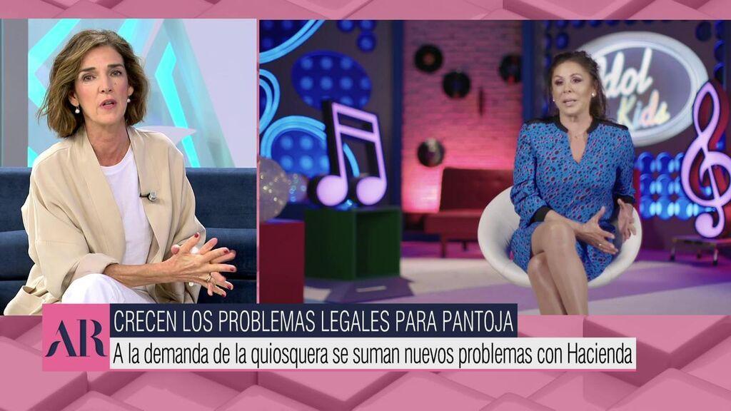 Los problemas legales de Isabel Pantoja